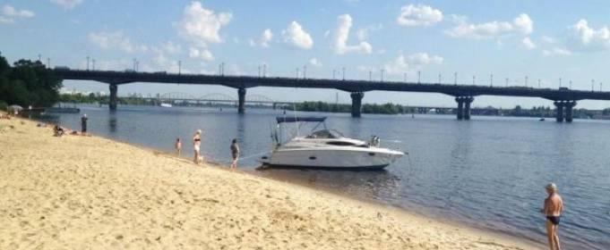 Пляжи Киева не откроют 1 июня