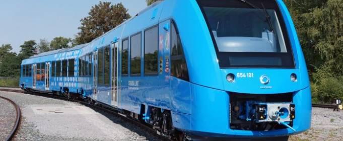 В Індії з'явилися поїзди на водні
