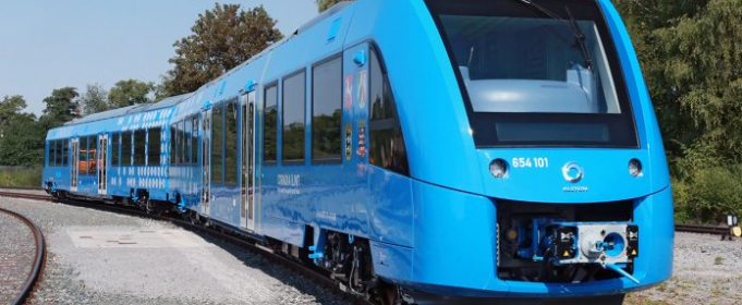 В Индии появились поезда на водороде