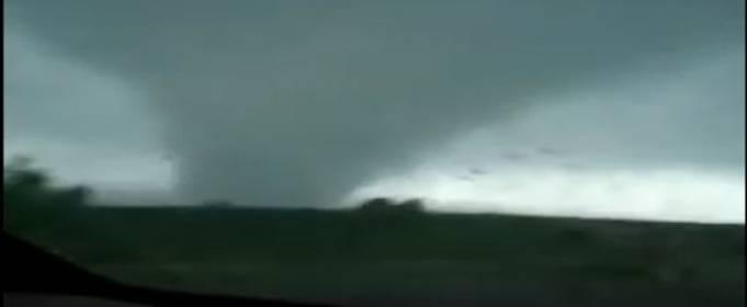 По Донецкой области пронесся торнадо