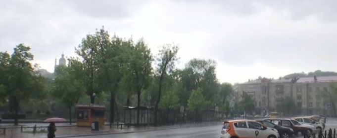 Погода в Украине на четверг, 4 июня