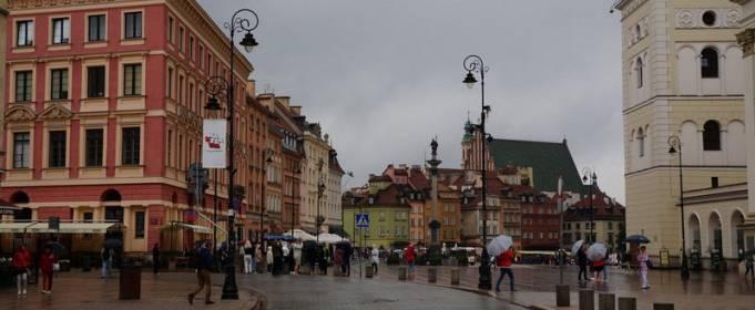 Pogoda w Polsce na 10.06.2020