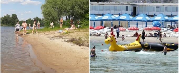 Полиция будет следить за соблюдением карантинных ограничений на пляжах Украины