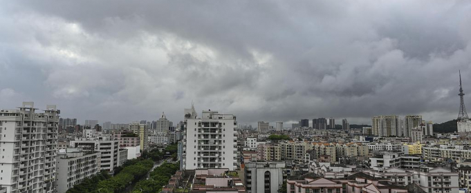 На юг Китая обрушился тайфун «Нури»