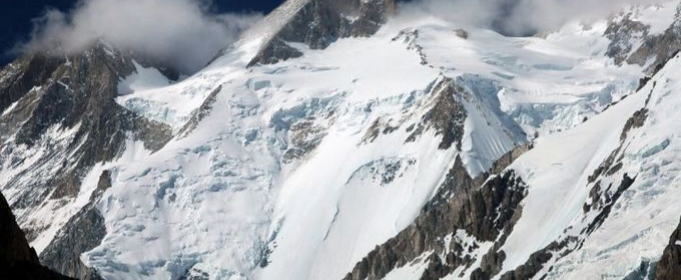 Тающие ледники в Пакистане создают угрозу наводнений