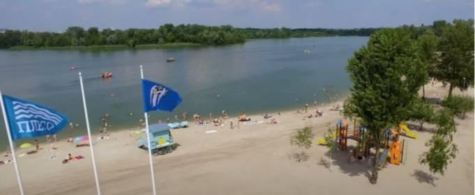 У Києві відкрили пляжі для купання