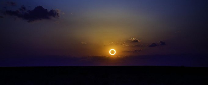 В воскресенье произойдет солнечное затмение