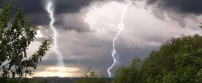 24 июня в Украине объявлено штормовое предупреждение