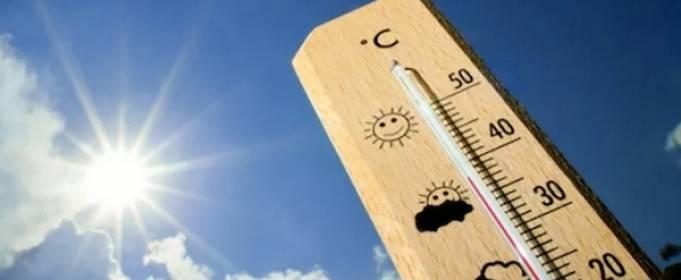 Европу охватила аномальная жара