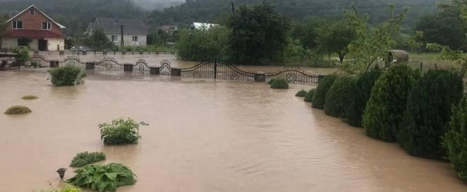 СБУ начала расследование причин разрушительного наводнения в Западной Украине