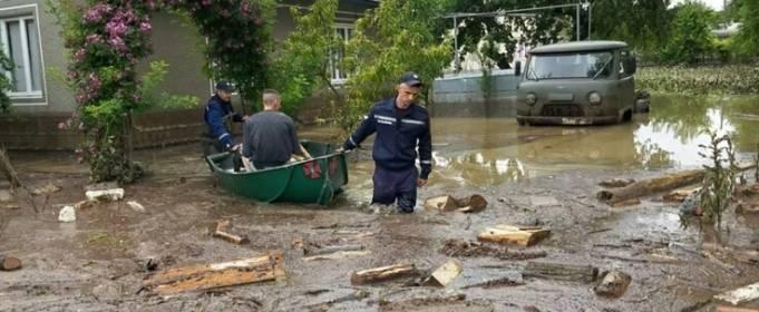 Оператор ГТС України перейшов на спецрежим роботи через повінь