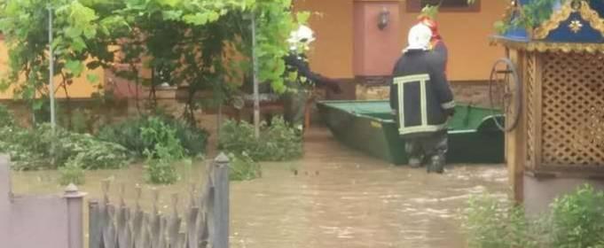 В Западной Украине паводки уничтожили 22 тысячи огородов и садов
