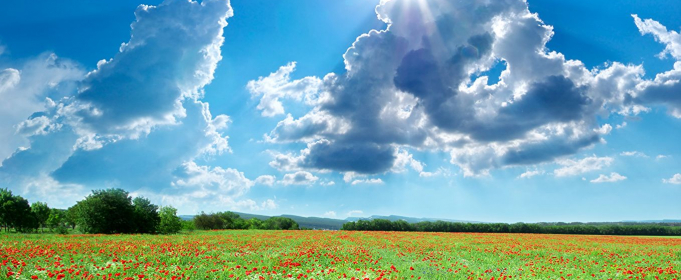 Прогноз погоды в Украине на июль