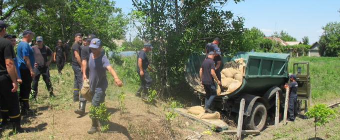 В Одесской области готовятся к наступлению наводнения