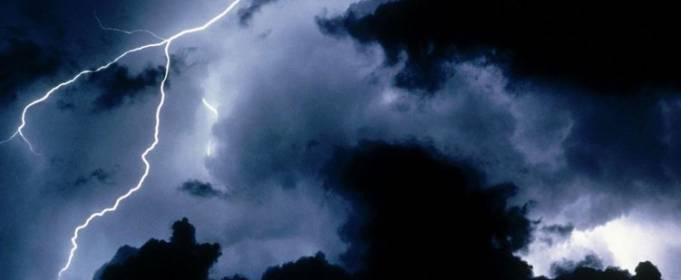 На востоке Украины 1 июля объявлено штормовое предупреждение