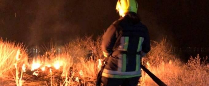 В Херсонской области жара вызвала пожары
