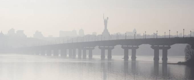 Протягом тижня повітря в Києві було забрудненим