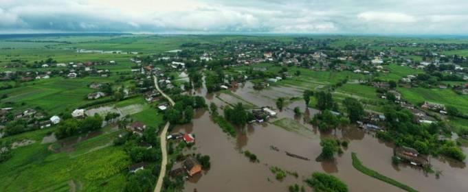В Черновицкой области остаются подтопленными пять населенных пунктов