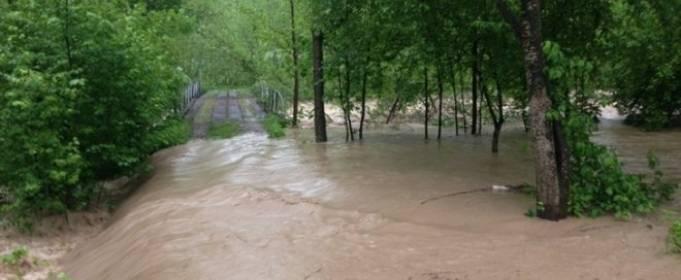 У Західній Україні залишається підтопленим 1 населений пункт