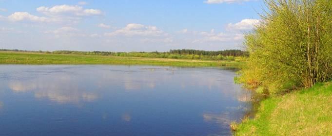 Синоптики попереджають про підвищення рівня води в річках Волинської області