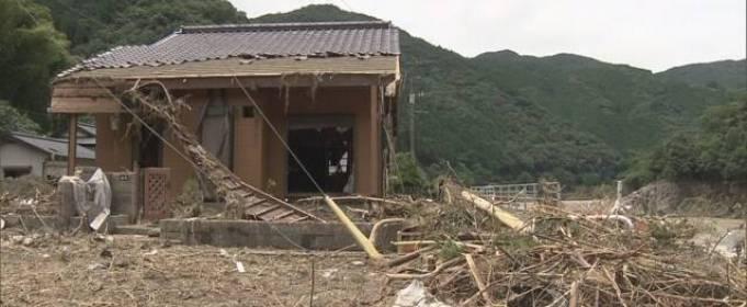 За 6 днів у Японії через зливи загинули 68 людей