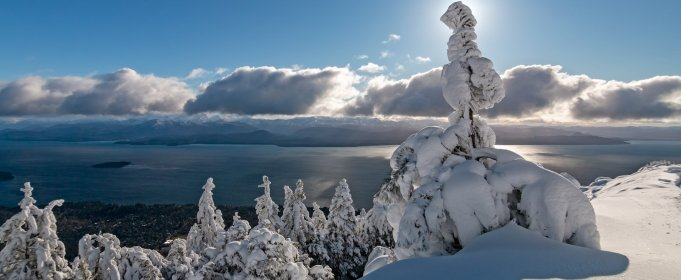 В Южной Америке выпало рекордное количество снега
