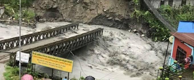 На Непал обрушился самый смертоносный за 11 лет муссон