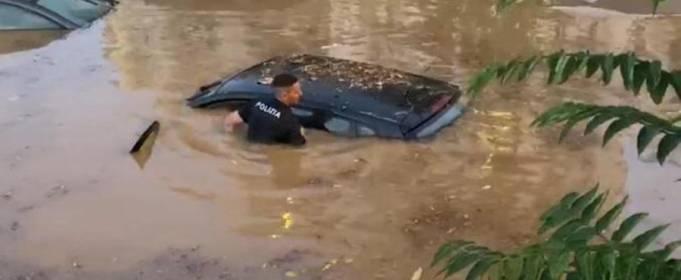 Палермо затопил самый сильный ливень за последние 200 лет