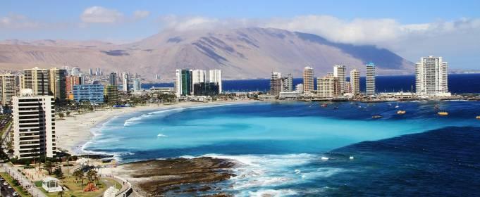 У берегов Чили произошли два землетрясения