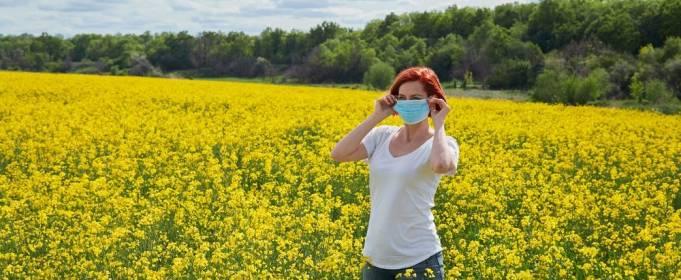 Пыльца спасает от коронавируса?