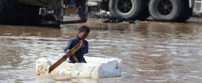 В результате наводнений в Йемене погибли 14 человек