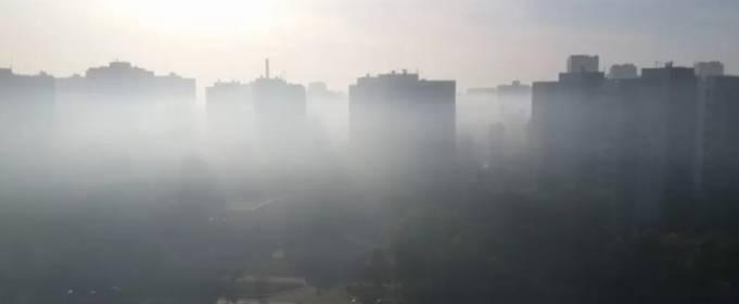 Повітря в Києві трохи очистилося