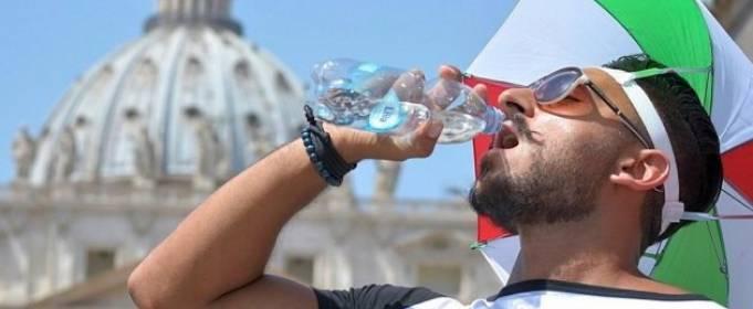 Европу охватила экстремальная жара