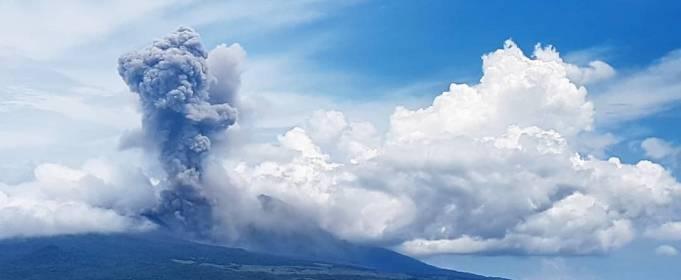 У Папуа - Новій Гвінеї сталося виверження вулкана Лангіла