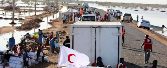 На Судан обрушилось наводнение
