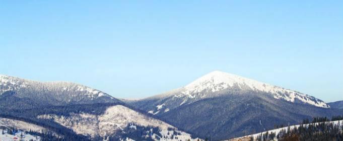 У Карпатах зафіксували аномальний сніголавинний сезон