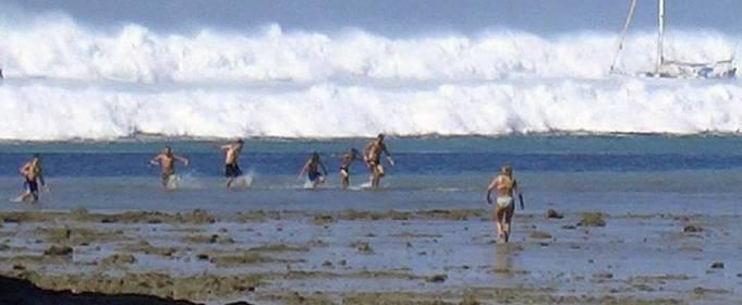 ВИДЕО. История очевидцев цунами 2004 года в Таиланде