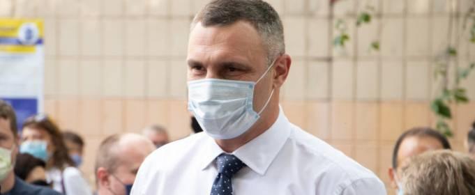 В Киеве резко выросло количество инфицированных COVID-19