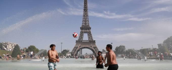 У Франції очікують новий виток аномальної спеки
