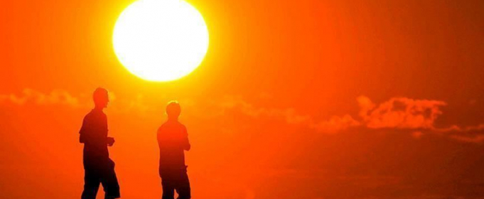 Европу накроет аномальная жара