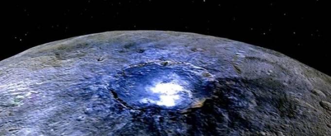 На карликовой планете Церера найден подземный океан