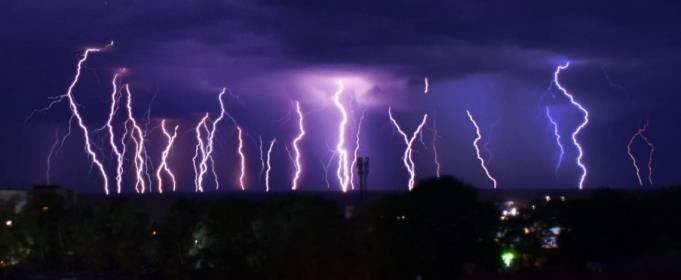 Грозовая погода опасна для здоровья