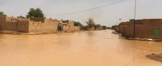В Мали более 1100 домов разрушены наводнениями