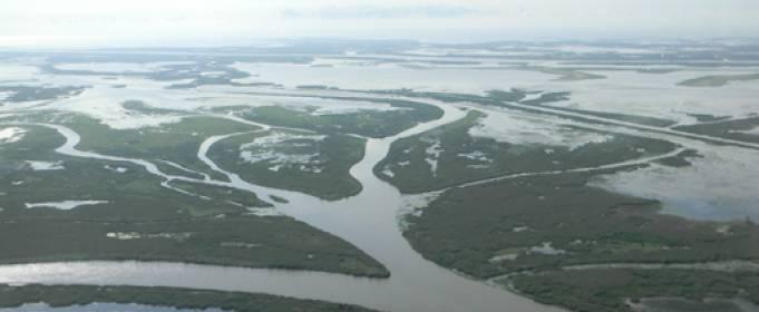 Реки могут чаще менять русло из-за климатического кризиса