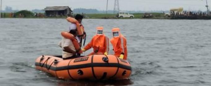 Из-за наводнения в Индии погибло 25 человек, более 7 миллионов пострадали