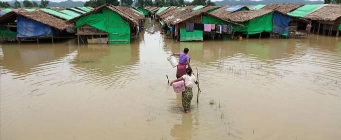 Из-за наводнений в Бангладеш погибли 217 человек