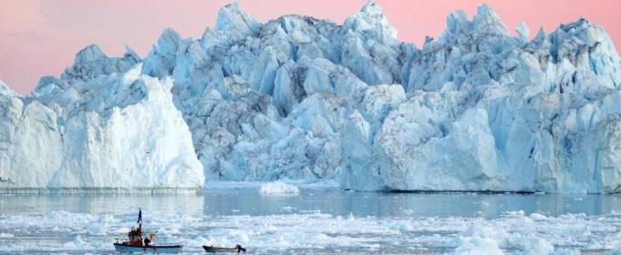 Таяние ледников Гренландии, вероятно, прошло точку невозврата