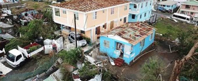 На Гватемалу обрушился ураган