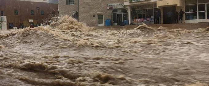 ВИДЕО. Жуткие наводнения, снятые на камеру