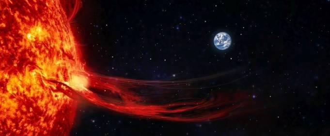 В магнитосфере Земли возможны возмущения